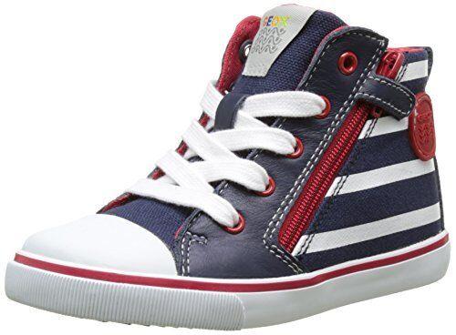 Pick SZ//Color. Geox Boys Baby Kiwiboy 85 Sneaker 22 BR// Toddler