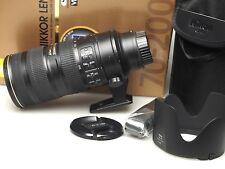 Nikon AF-S Nikkor 70-200mm f/2.8 G ED VR II