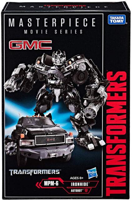 Transformers Masterpiece 7 Inch Action Figure Movie Series - Ironhide MPM-6