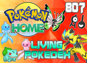 The-ULTIMATE-Pokemon-Home-LIVING-POKEDEX-Unown-Vivillon-Gender-Forms