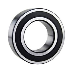 5PC Premium 628 2RS ABEC3 Rubber Sealed Deep Groove Ball Bearing 8 x 24 x 8mm