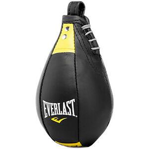"""Belle Everlast Boxe Professionnelle Kangaroo Vitesse Sac - 5"""" X 8""""-afficher Le Titre D'origine Haute SéCurité"""
