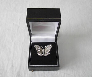 Beautiful-Silver-Butterfly-Ring-with-Sparkling-Stones-UK-R-US-8-5-9