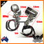 4x-chrom-alloy-motorcycle-turn-signal-indicator-light-Harley-chopper-cafe-custom thumbnail 2