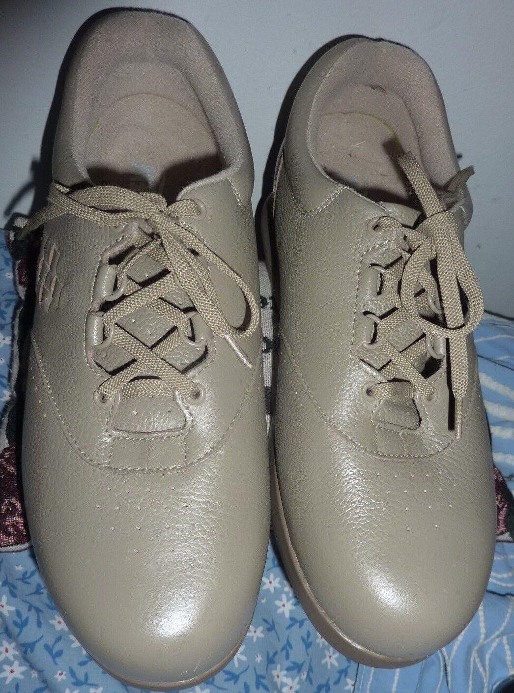 Damens's DREW Orthopedic W tan Leder Schuhes 8.5 W Orthopedic excellent 9141ed