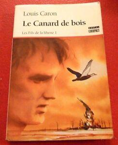 Soft-Cover-French-Pocket-Book-Le-Canard-de-Bois-Le-Fils-de-la-Liberte-1