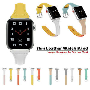 40-44mm-Slim-Leather-iWatch-Band-Women-Strap-for-Apple-Watch-Series-6-5-4-3-2-SE