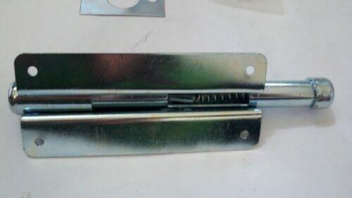 TA1057Z-PWS STEEL FOOT BOLT ZINC PLATED