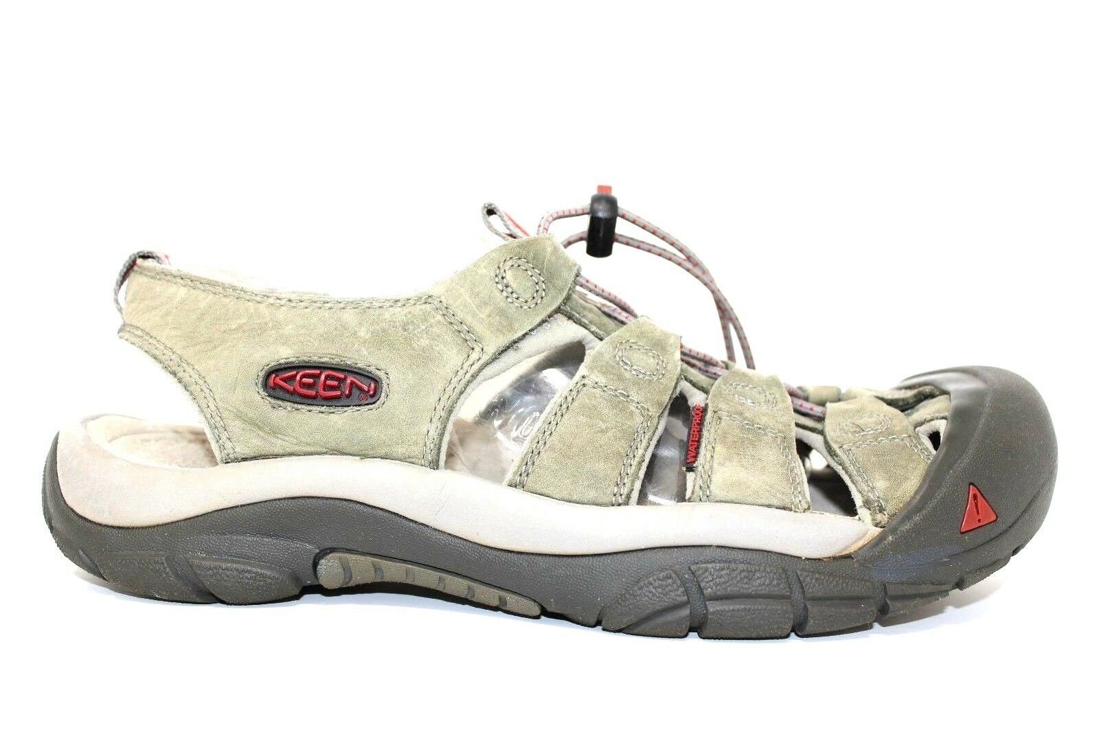 Keen Arroyo-II Slip-On Lace Bump Toe Waterproof Walking Sandal US 9 EU 42