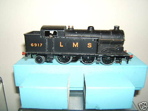 HORNBY DUBLO MODEL No. EDL7 0-6-2(LMS) TANK LOCOMOTIVE BOXED