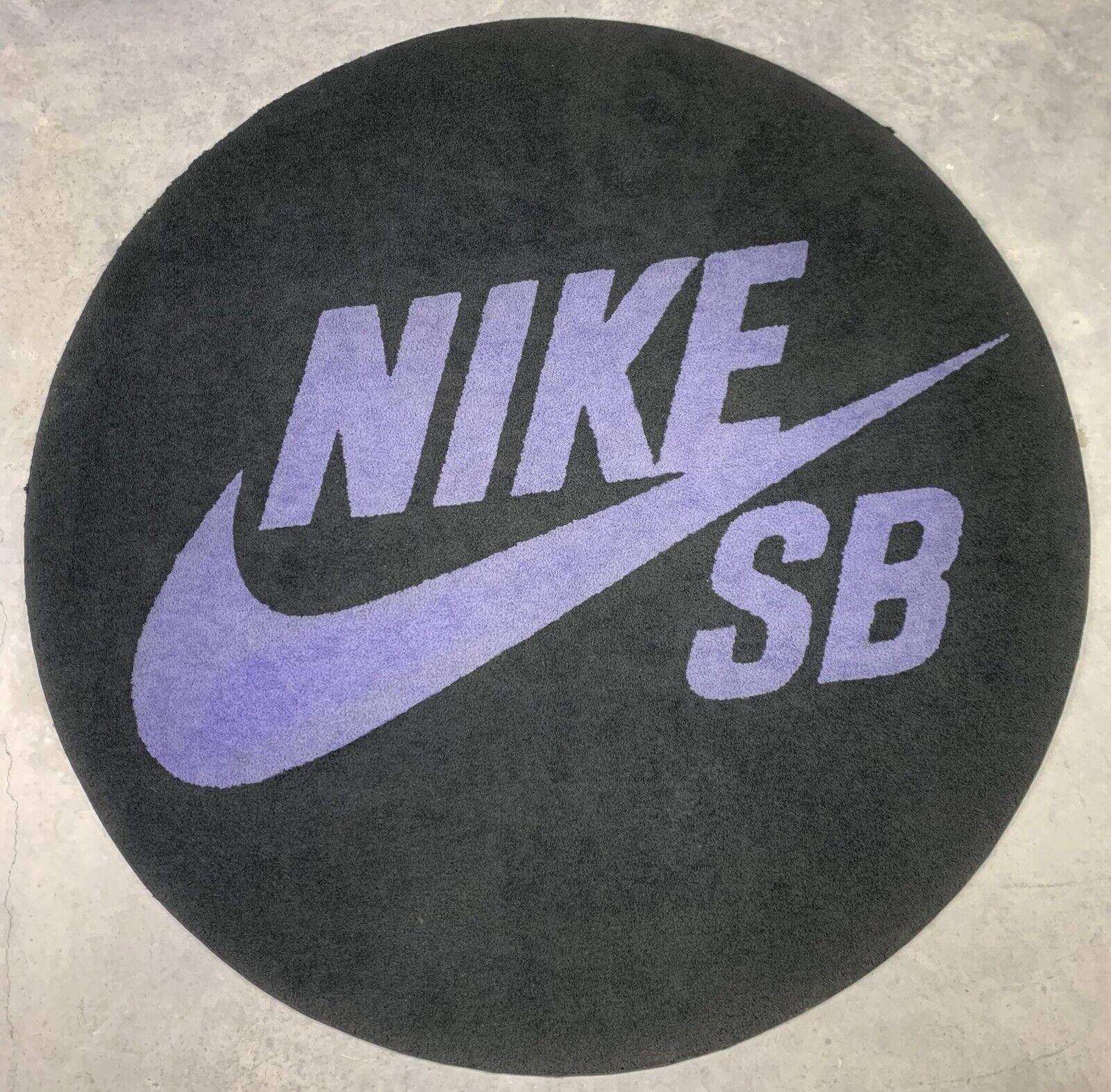 Nike SB Rug Purple Shop Exclusive Promo Dunk Low High