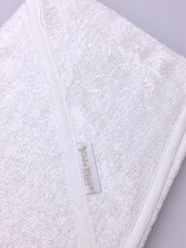 Absorbent 3 Sets Kidz Kiss Bamboo Baby Velour Hooded Towel -Soft Lightweight