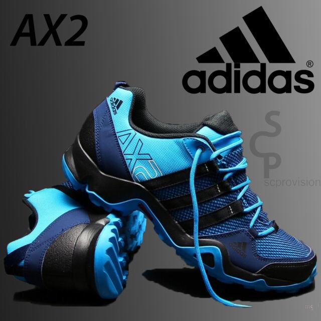 ADIDAS AX2 B40227 TREKKINGSCHUHE TURNSCHUHE Gr. UK 7.5 UK 10.5 + Geschenk