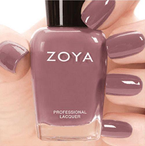 ZOYA ZP747 MADELINE Naturel 2 Collection ~ muted rose cream nail polish *NEW