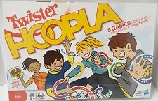 2009 NIB HasbroTwister Hoolpa 5 Games 16 Colorful Rings Ages 6+ Factory Sealed