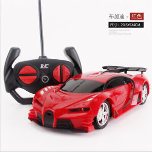 Wireless Remote Control 4 Channel Rc Racing Car Truck Kids Toy Xmas Gift 1 18 Ebay