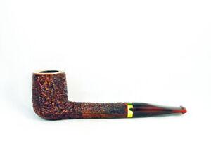 PIPA VOLKAN Alberto Paronelli radica Antiqua rusticata Tobacco Pipe pipa pfeife