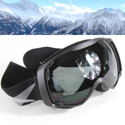 Frauen HERREN Skibrille UV400 Optik Tönung Sonnenschutz alpin Brille