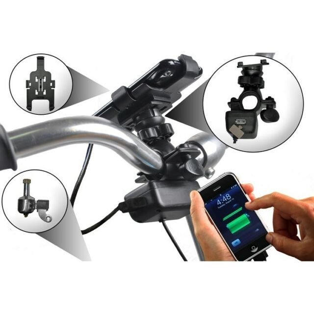 Universal New USB Power Bicycle/Bike Dynamo Charger for Cellphone MP3 iPhone
