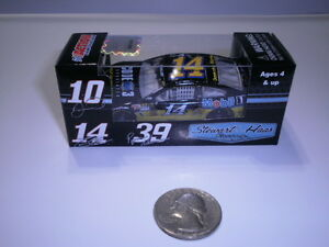 New-NASCAR-2013-Tony-Stewart-14-CODE-3-ASSOCIATES-1-64-Diecast-Car