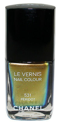 CHANEL Le Vernis Nail Colour - Peridot 531 - SHIPS USA ONLY