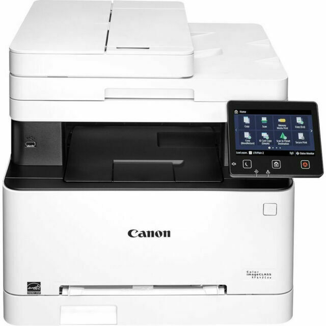 Canon - imageCLASS MF642Cdw Wireless Color All-In-One Printe