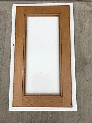 Harvard Solid Door OAK KITCHEN SHAKER 1000mm 2 Pan Drawer Pack =   2x995x355