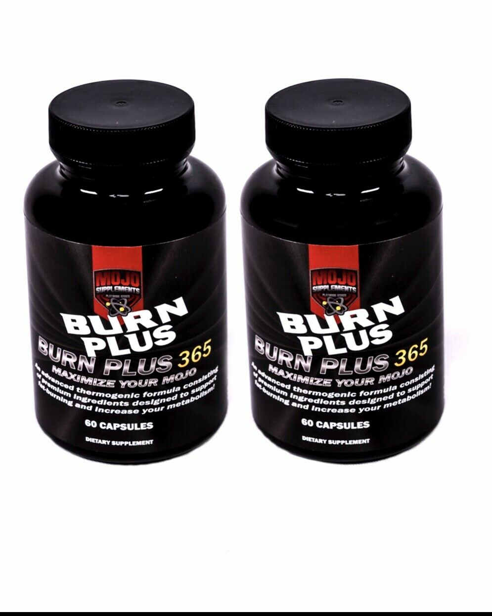 2 Thermogenic Fat Burner Lose Weight Burn Fat FAST Boost Energy