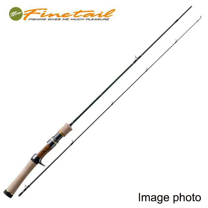 Major Craft Finetail 2 piece rod  FSXB602L