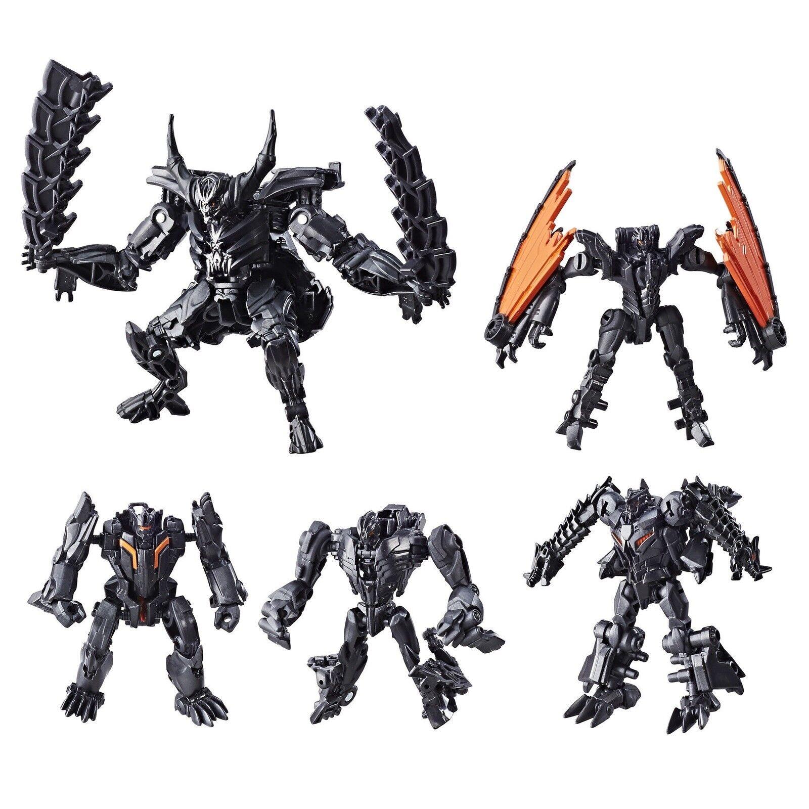 Die transformatoren der letzte ritter toys r us exklusive infernocus & quintessa misb