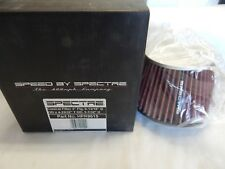 """Spectre HPR9605W CAI Cold Air Intake Performance Air Filter 6/"""" Inlet 10/"""" Height"""