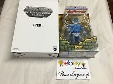 NEW MOTU Masters of the Universe Icer ICER Figure 2 Day GET