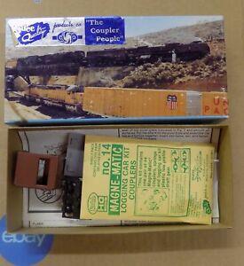 Kadee-104-Industrial-amp-Logging-Caboose-Kit-HO-NIB