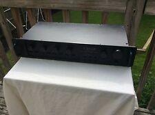 Carver C-11  2 Channel Pre-Amp/Processor Amplifier