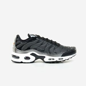 d879b8475f93ef Nike Women s Air Max Plus SE Black Anthracite White Running Shoes ...