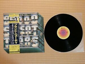 Blood Sweat And Tears ‎– Brand New Day  YX-8120-AB Japan Insert Obi