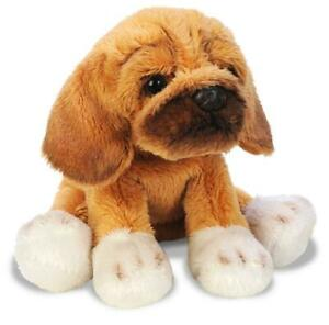 Yomiko-Puggle-Small-Dog-Puppy-Soft-Caress-Plush-Toy-Black-Realistic-Features