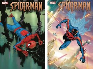 Marvel-2019-Spider-man-3-Main-Camuncoli-2099-Variant-NM-Presale-12-18