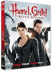 Hansel-amp-Gretel-Witch-Hunters-DVD-NEUF
