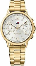 Women's Tommy Hilfiger Multifunction Gold Tone Watch 1781732