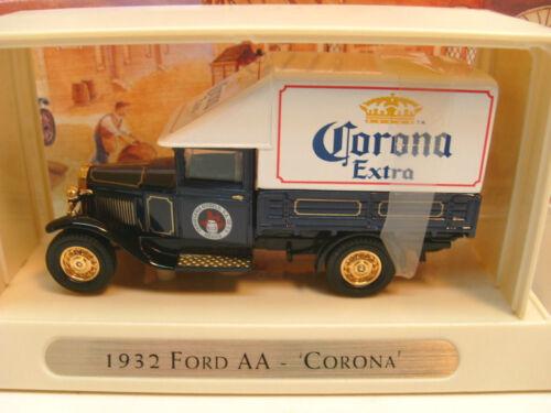 Matchbox  YGB16 1932 FORD AA CORONA BEER