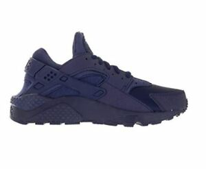 Womens Nike Air Huarache Run - 634835 403 - Blue Trainers