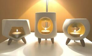 Designer Tealight Wax Melt / Oil Burner