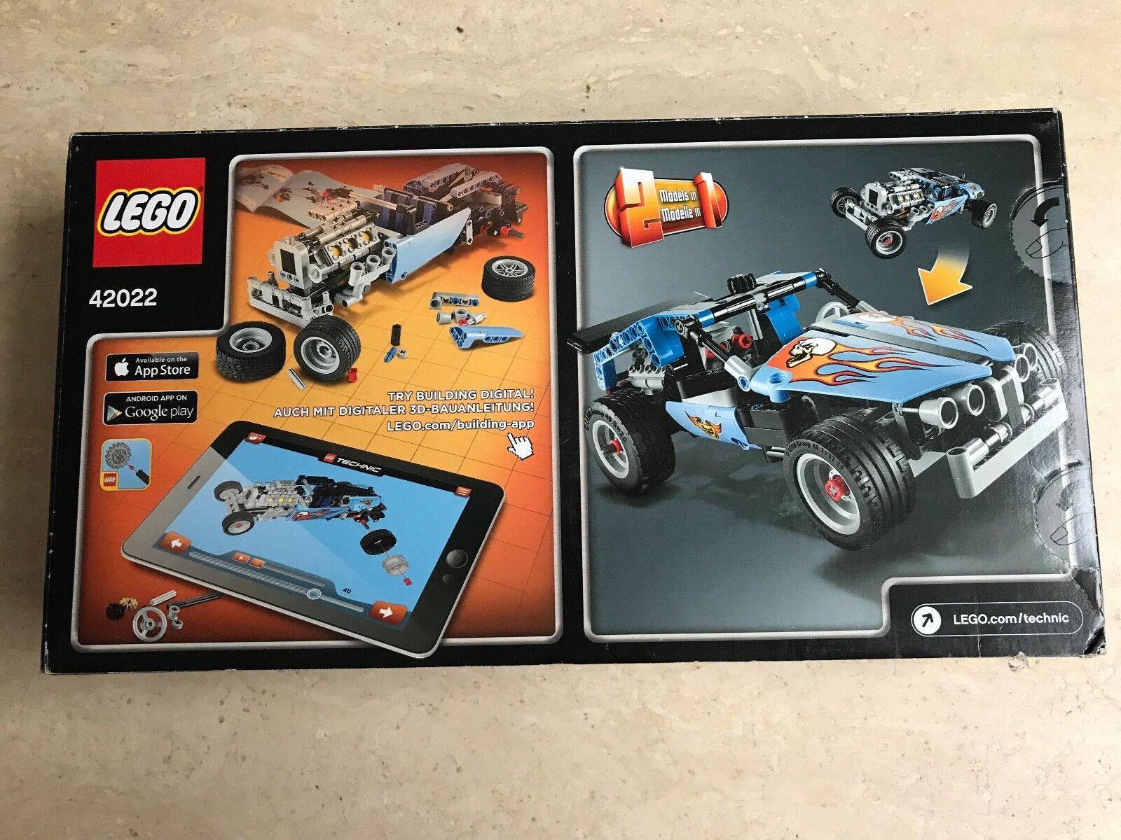 JEU  LEGO TECHNIC  -    LE HOT ROD  - 42022 4cd173