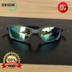 X-Metal Juliet Cyclops Sunglasses Ruby Polarized Glasses Titanium Goggles Colour