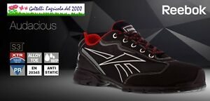 Image is loading Work-shoes-safety-Reebok-audacius-Oxford-Professional-top- 0833d718d80