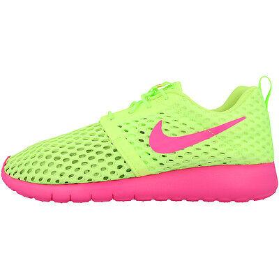 Nike Roshe One Flight Weight Gs Scarpe Sneaker Scarpe Da Running Rosheone 705486-300-mostra Il Titolo Originale