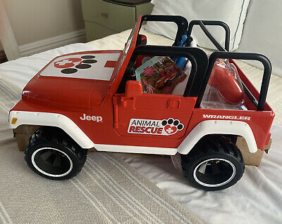My Life As Animal Rescue Remote Control Jeep