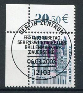 Bund/BRD 2323  Ecke 1 (410) - SWK (XXXV) ESST Berlin 2003