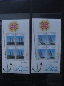 SELLOS-de-ESPANA-barcos-de-epoca-1997